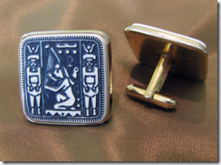 egyptiancufflinks