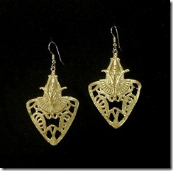 egyptianearrings